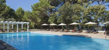 OUTDOOR POOL Hotel Continental Valldemossa Valldemossa